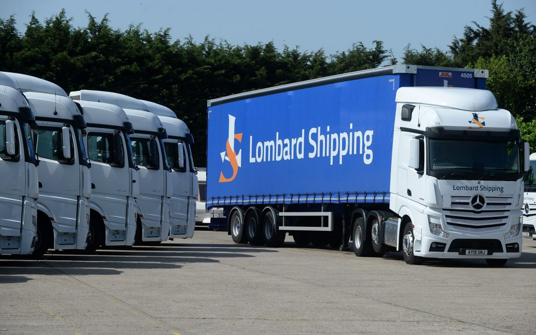 Pallet network growth for Lombard Shipping