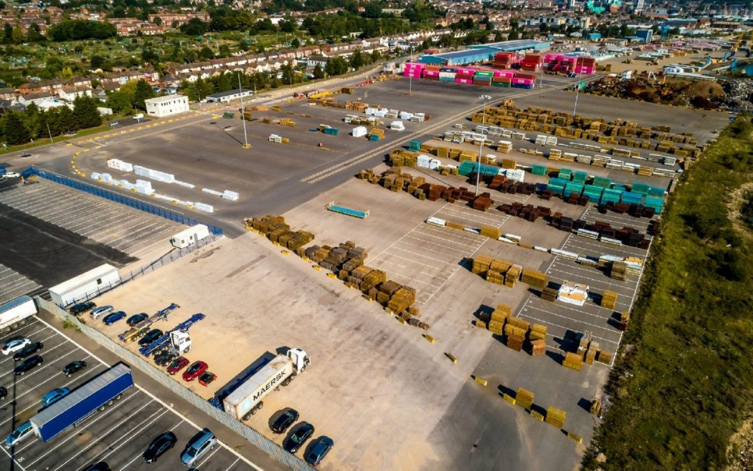 New lease for Express Freight Services at Port of Ipswich