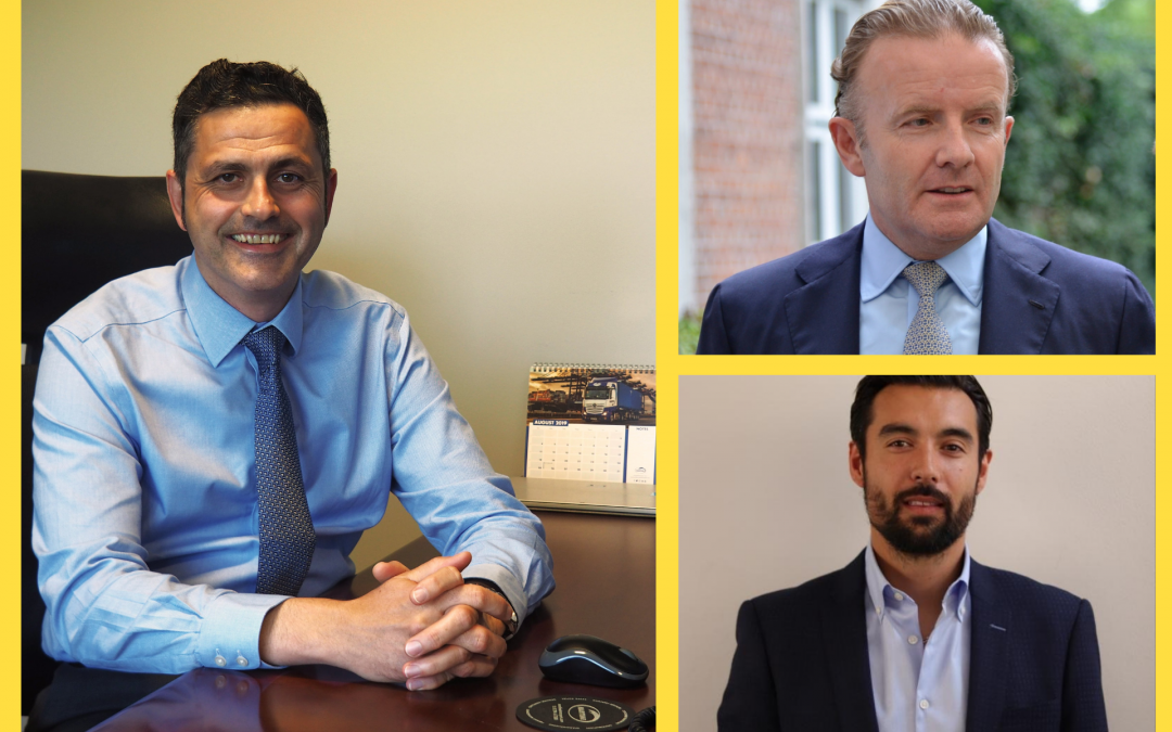 Three senior appointments for Maritime Transport