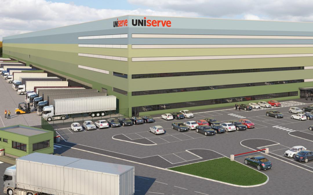Uniserve set to open game-changing Felixstowe warehouse
