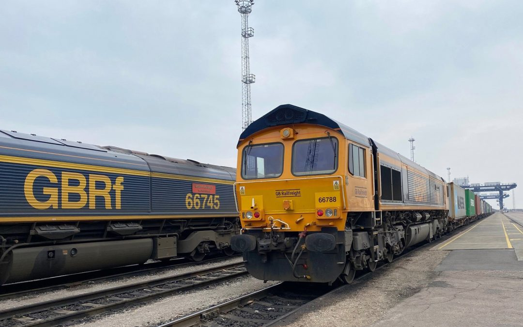 New Rail Service from the Port of Felixstowe