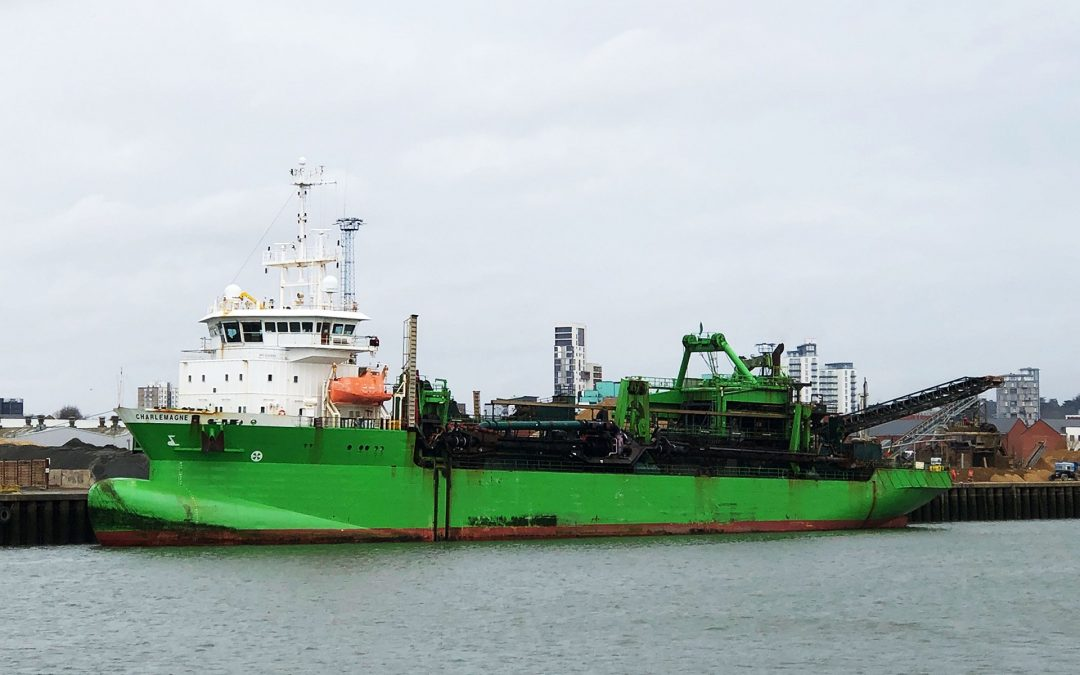Port of Ipswich handles 2 million tonnes of cargo since lockdown