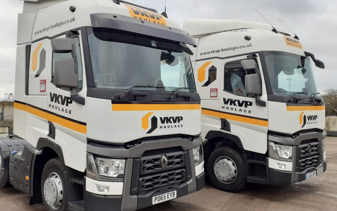 VKVP Haulage opts for retreads