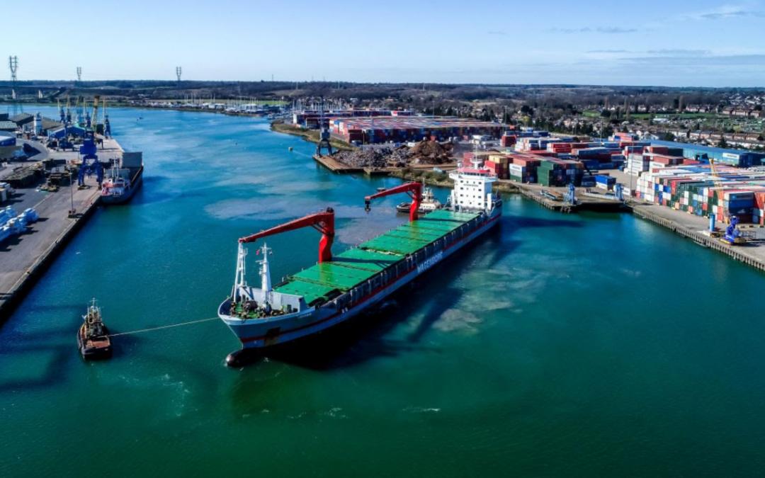 No job too big for the Port of Ipswich