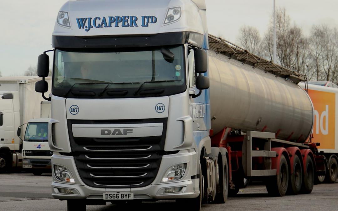 Freight 24 acquires W J Capper Transport Ltd