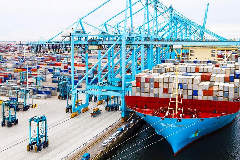 Hutchison Ports buys APMT's Rotterdam terminal