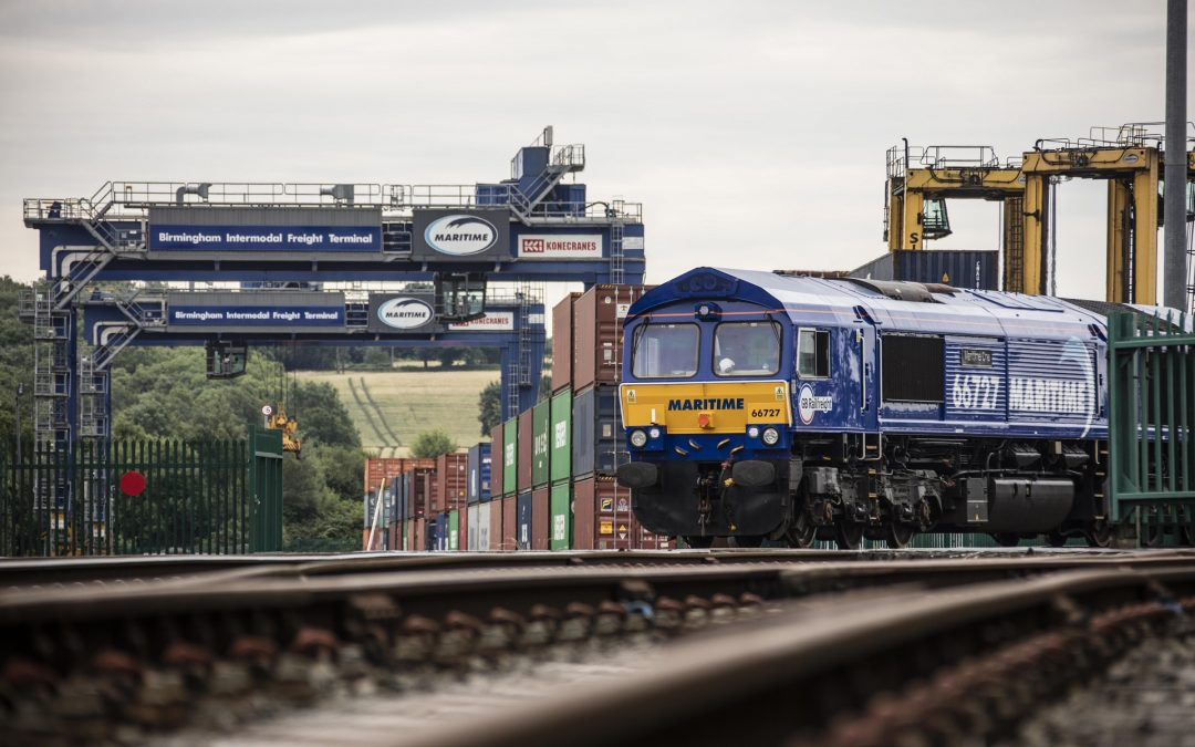 Maritime Transport launches intermodal link between West Midlands and London Gateway