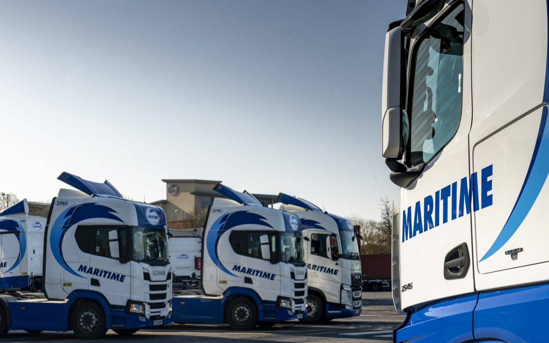 Maritime Transport receives award for armed forces support