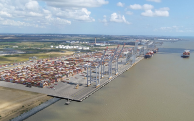 DP WORLD TO INVEST £300M IN NEW FOURTH BERTH AT LONDON GATEWAY